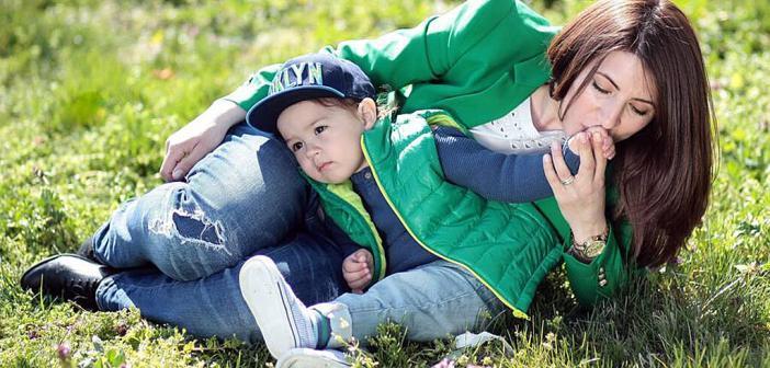 Mütter, die ihre Kinder in die Reha mitnehmen können, genießen die entspannte Zeit besonders. © djd / Rehazentrum Bad Bocklet