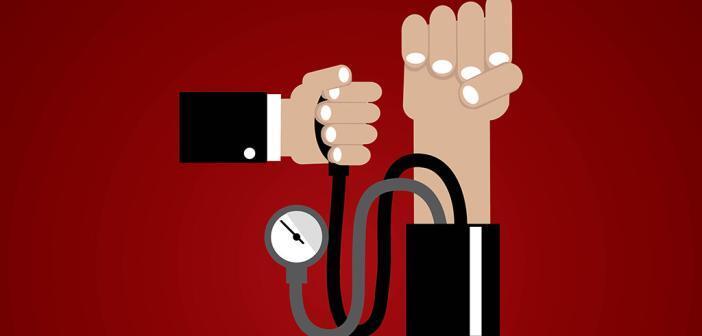 Niedriger Blutdruck untersucht. © happymay / shutterstock.com