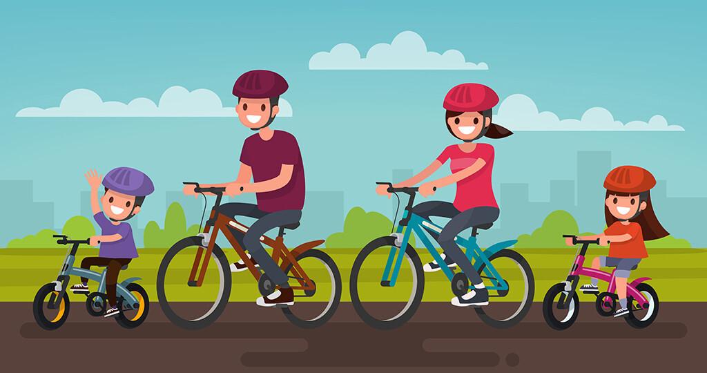 Fahrradhelm © Tynyuk / shutterstock.com