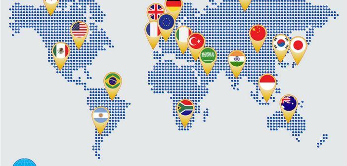 G20 © Cool Vector Maker / shutterstock.com