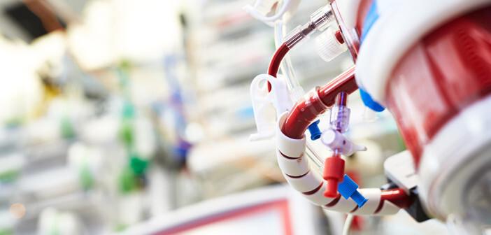 Die ECMO ist heute unverzichtbar in der modernen Notfall- und Intensivmedizin. © Werner Krüper