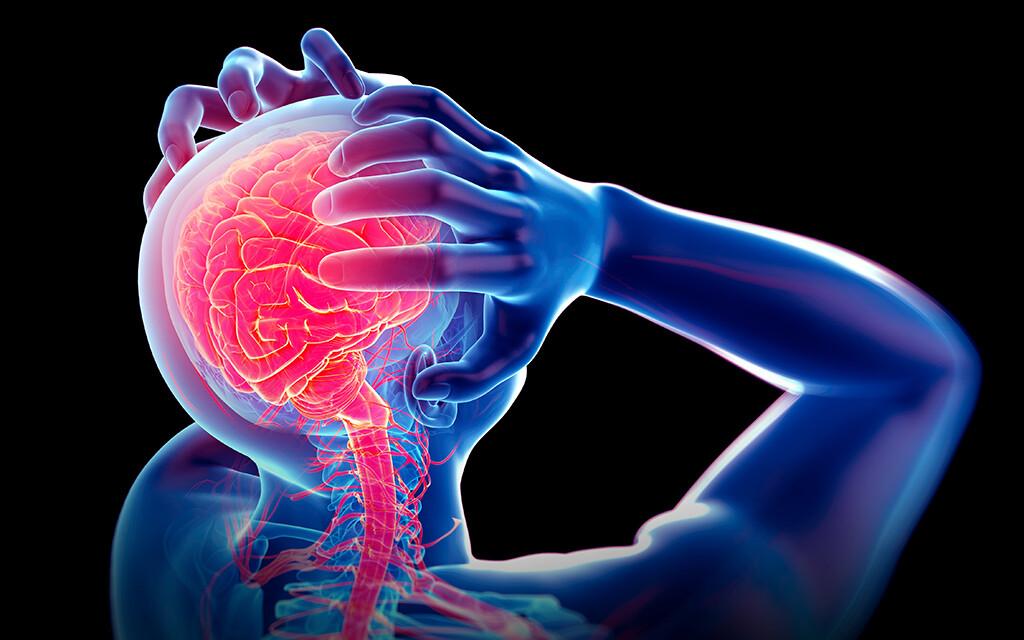Kopfschmerzen © Sebastian Kaulitzki / shutterstock.com