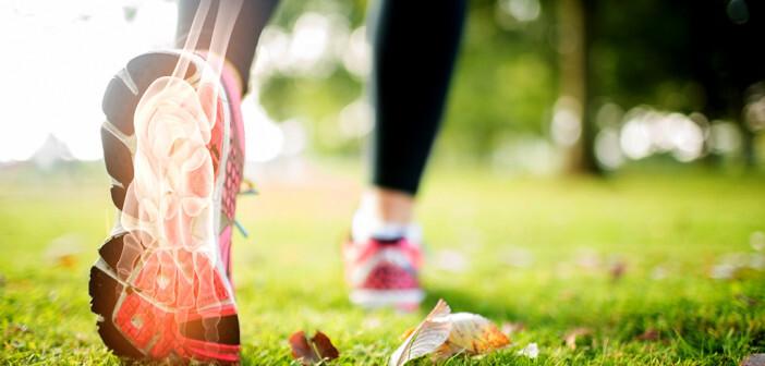 Laufen fördert die Gesundheit – kann gleichzeitig aber auch ein gesundheitliches Risiko darstellen. © WavebreakmediaMicro / fotolia.com