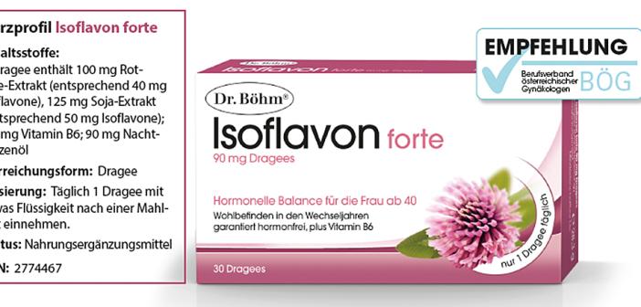Dr. Böhm Isoflavon forte 90 mg
