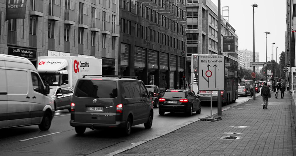Verkehrslärm beeinträchtigt Herz und Gefäße. © Heiko Kueverling / shutterstock.com