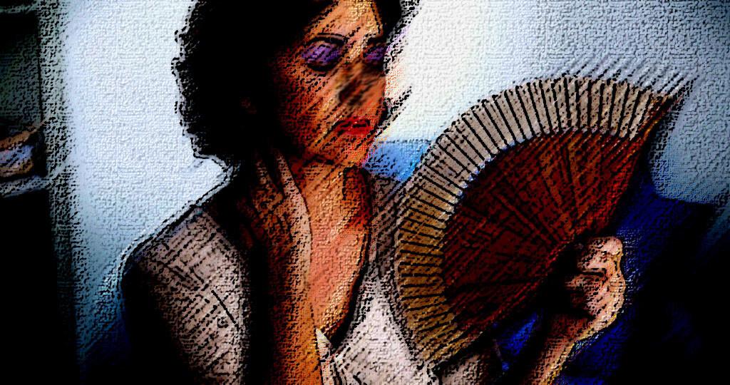 Regelmäßige Hitzewallungen sind typische Symptome der Wechseljahre. © Image Point Fr / shutterstock.com