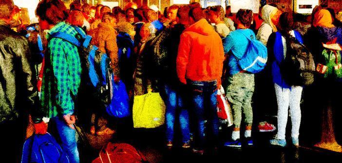 Asyl, Migranten, Asylbewerber © Jazzmany / shutterstock.com