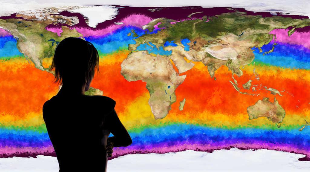 Klimawandel © boscorelli / shutterstock.com