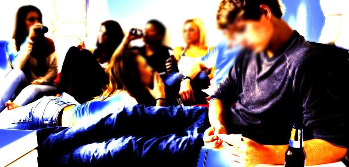 Marihuana- und/oder Alkohol-abhängige Teenager haben im Leben wweniger Erfolg. © Monkey Business Images / shutterstock.com