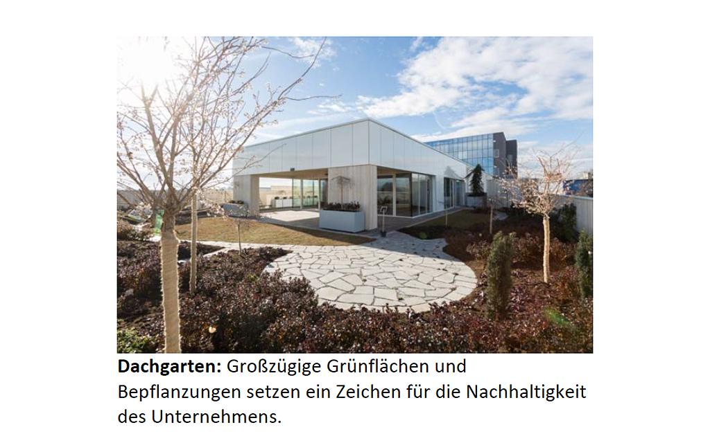 Institut AllergoSan Garten