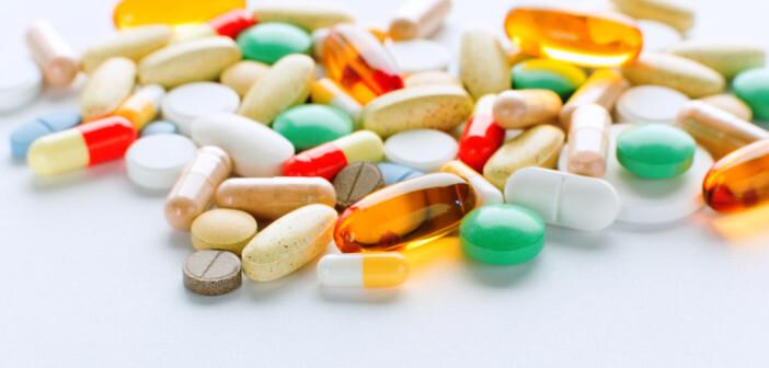 Nahrungsergänzungsmittel (NEM) können gegen Vitamin-Mangel helfen. © Viktoriia LiSa / shutterstock.com