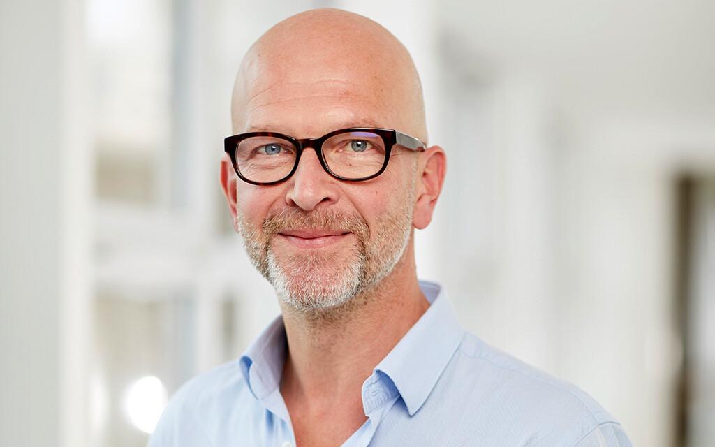 Test für akute lymphoblastische Leukämie: Projektkoordinator Professor Dr. Martin Stanulla © Christian Wyrwa.