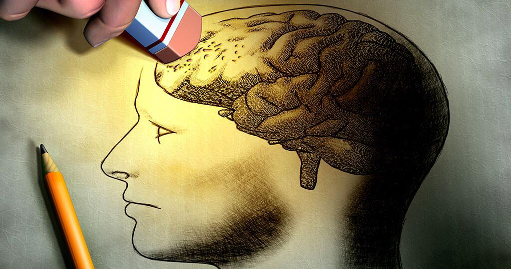 Demenz-Erkrankungen, Demenzen, Illustration © andrea danti / shutterstock.com