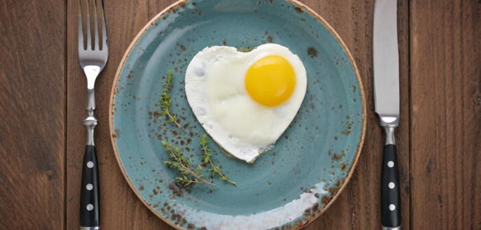 Ein Ei am Tag scheint für Herz-Kreislauf gut zu sein. © Mama_mia / shutterstock.com
