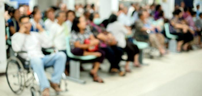Patienten im Krankenhaus © Rungruedee / shutterstock.com