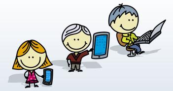 Gute Vorsätze: Jeder Zweite will weniger digitale Medien nutzen