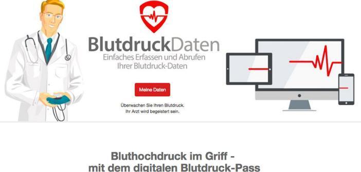 BKK-Pilotprojekt: Digitaler Blutdruck-Pass für Versicherte