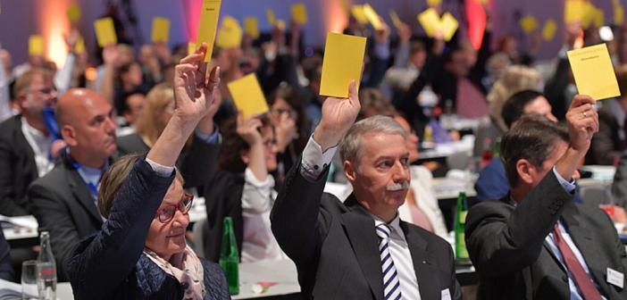 Delegierte des Deutschen Apothekertages in München © ABDA / Magerstädt