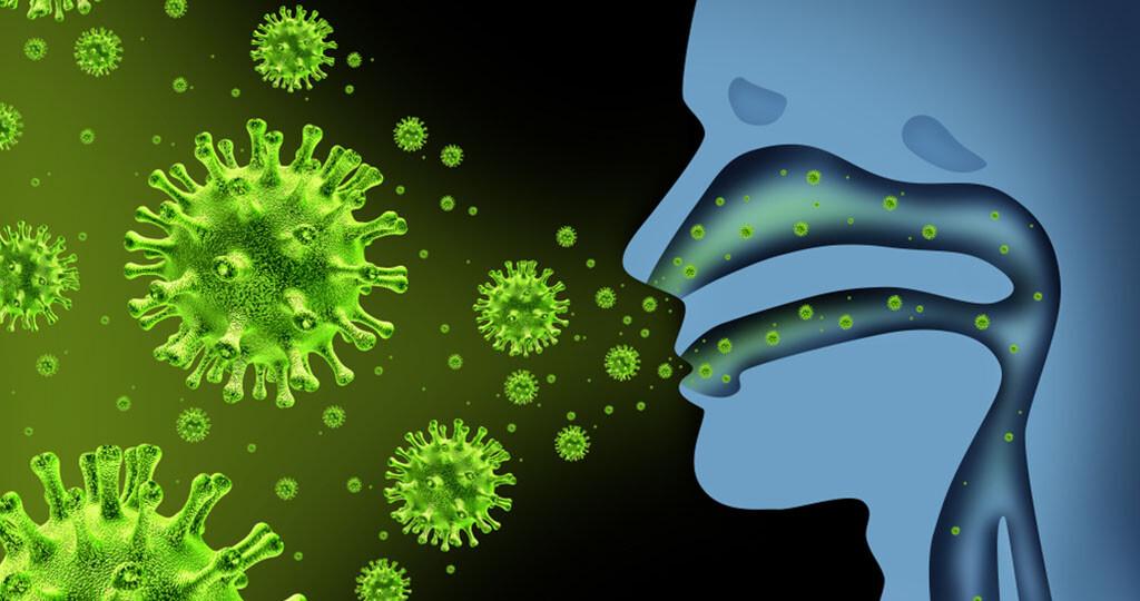 Erkältungsviren führen in der kalten Jahreszeit verstärkt zu Erkältungskrankheiten. © Lightspring / shutterstock.com