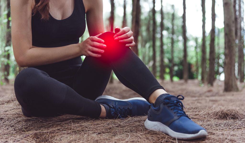 Kreuzbandverletzungen sind bei Frauen häufiger. © MiniStocker / shutterstock