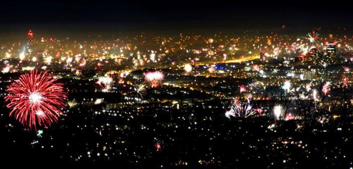 Feuerwerk © Markus Loretto / shutterstock.com