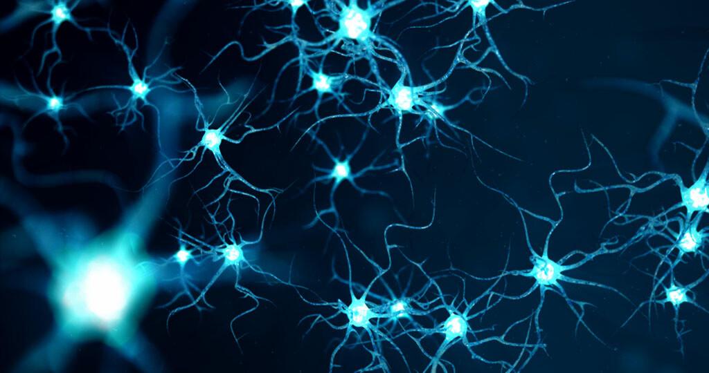 Elektrische Impulse / Nerven © Rost9 / shutterstock.com