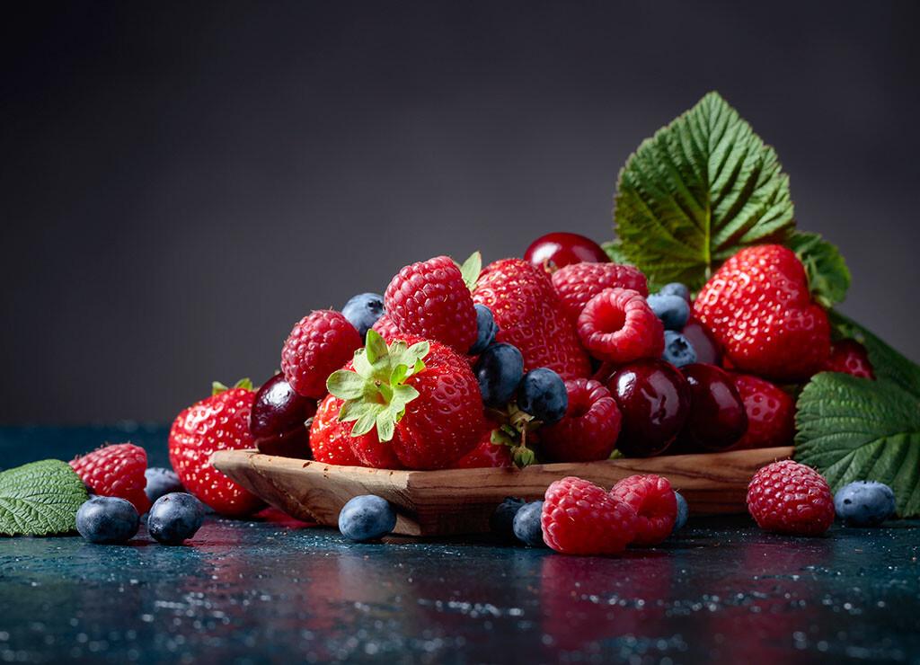 Natürliche pflanzliche Antioxidantien, Phytochemikalien und sekundäre Pflanzenstoffe stehen im Blickpunkt zahlreicher Studien. © Igor Normann / shutterstock.com