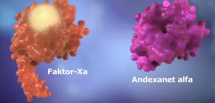 NotfallmedikamentAndexanet alfa bei Komplikationen durch Faktor-Xa-Inhibitoren.