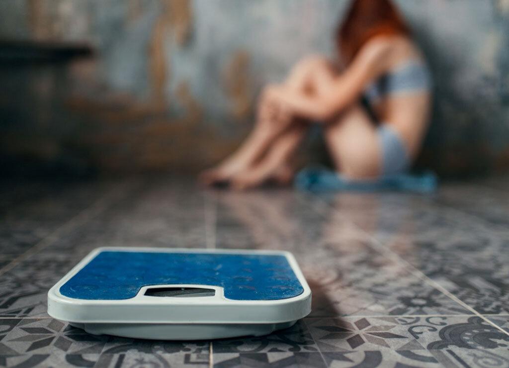 Anorexia nervosa kann man wirksamer behandeln, wenn dieTherapie teilweise oder vollständig ambulant statt stationär erfolgt. © Nomad_Soul / shutterstock.com