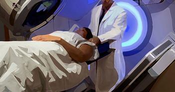 Brachytherapie oder IORT bei Brustkrebs mit geringem Rückfallrisiko ausreichend