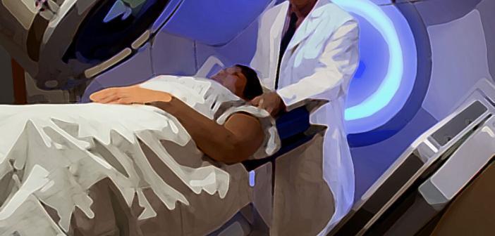 Strahlentherapie, Brachytherapie oder IORT nach Brustkrebs-OP gegen Rückfallrisiko. © Mark_Kostich / shutterstock.com