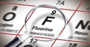 Fluor – Fluorine © Francesco Scatena / shutterstock.com