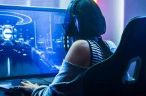 Gaming-Sucht als großes Problem von Kindern und Jugendlichn in unseren Breiten. © Gorodenkoff / shutterstock.com