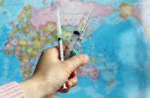 Reiseimpfungen müssen adäquat angepasst werden. © Hyejin Kang / shutterstock.com