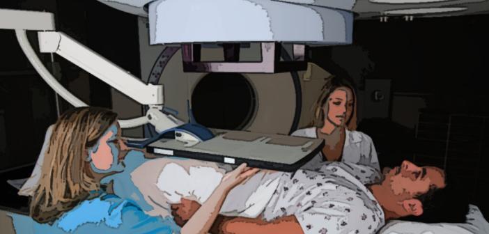 Strahlentherapie zur Prostatakrebs-Behandlung © Mark_Kostich / shutterstock.com