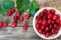 Kirschen sind lecker und sehr gesund. © Rastkobelic / shutterstock.com