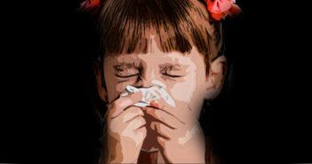 Sowohl Allergische und als auch Nicht-Allergische Rhinitis im Kindesalter mit sechs Jahren begünstigt eine spätere Asthmaentwicklung. © Oksana Kuzmina / shutterstock.com