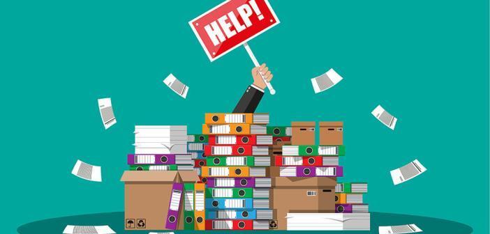 Negativer Stress muss rasch behandelt werden. © Abscent / shutterstock.com