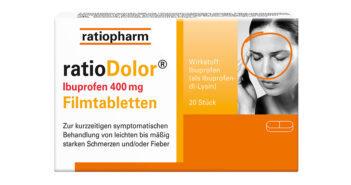 ratioDolor Ibuprofen 400mg