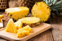 Das Enzym Bromelain aus der Ananas-Pflanze spaltet Eiweisse und kann die Behandlung von Krebs unterstützen. © Regreto / shutterstock.com
