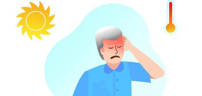 Hohe Temperaturen und Bluthochdruck sowie andere Herzprobleme können betroffenen Patienten im Sommer große Sorgen bereiten. © Elena_Fomina / shutterstock.com