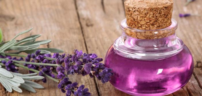 Tatsächlich ist Lavendelöl gegen Angststörungen ein effektives Hausmittel. © Marina Lohrbach-shutterstock