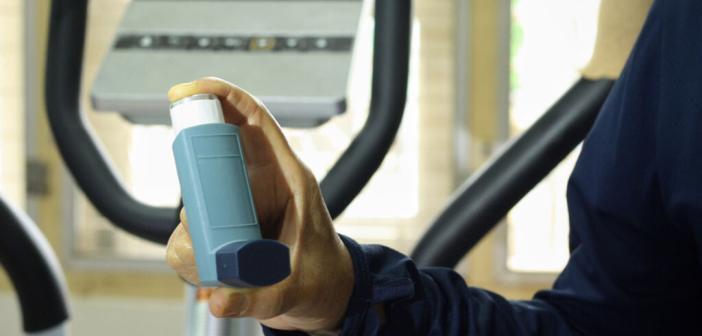 Asthmaspray könnte sich als Dopingmittel eignen, vermuten Dopingexperten. © Kotcha K / shutterstock.com