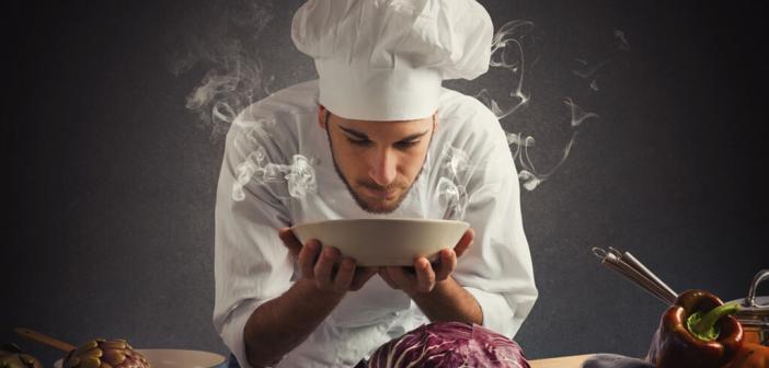 Riechen und Schmecken sind chemische Sinne. © alphaspirit / shutterstock.com