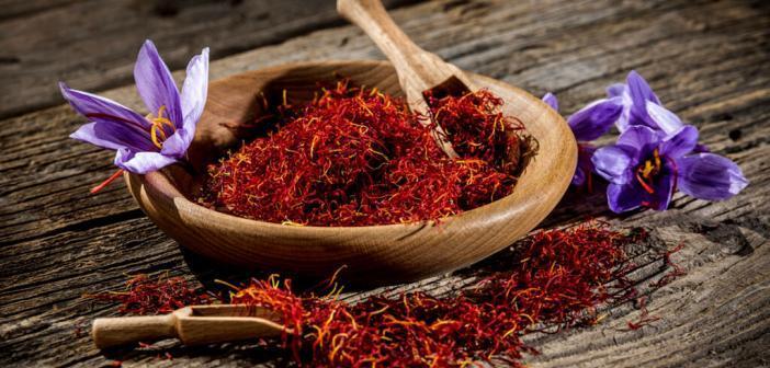 Safran – das rote Gold hat auch heilende Wirkung. © Petar Bonev / shutterstock.com