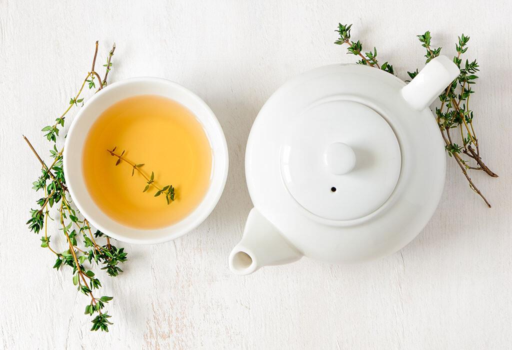 Bereits seit der Antike konnte sich Thymian bei Erkältung gegen Husten und Bronchitis bewähren. © Fortyforks / shutterstock.com