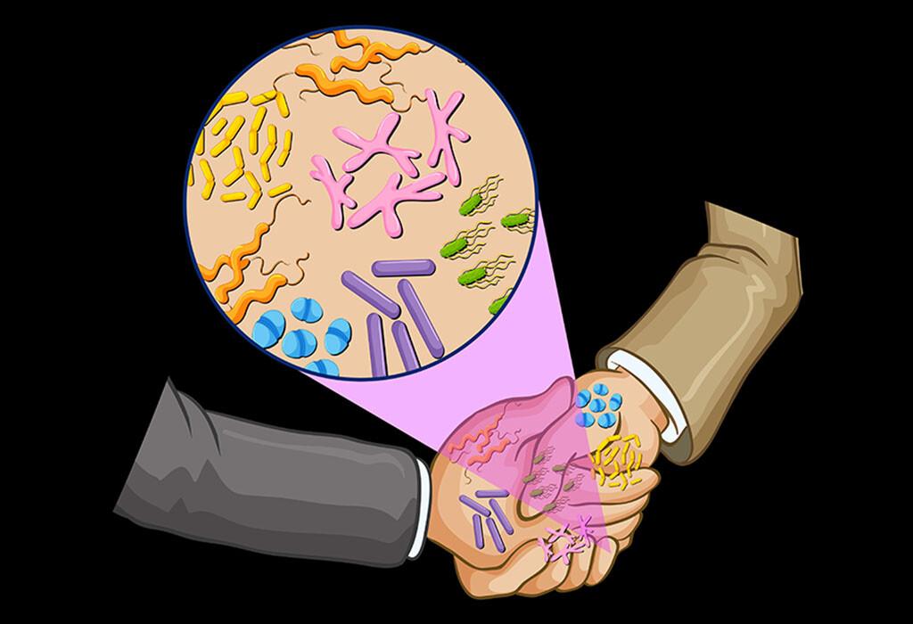 Hände geben vermeiden gegen Infektionen. © GraphicsRF / shutterstock.com