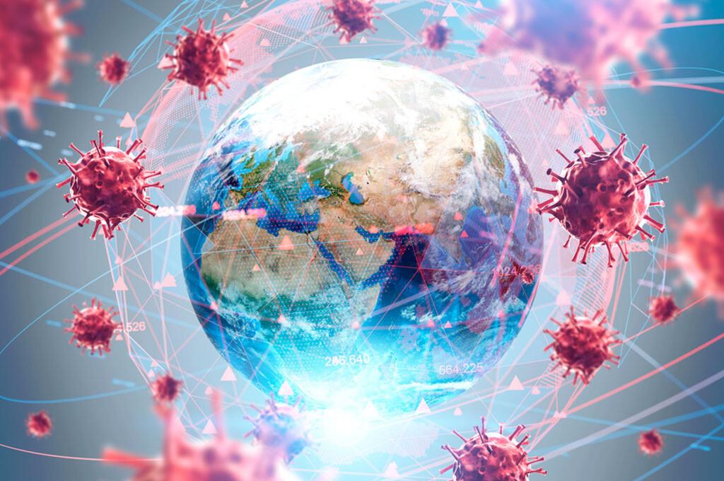 Die weltweite Corona-Pandemie mit dem Coronavirus verursacht die lebensbedrohliche Lungenerkrankung Covid-19. © ImageFlow / shutterstock.com