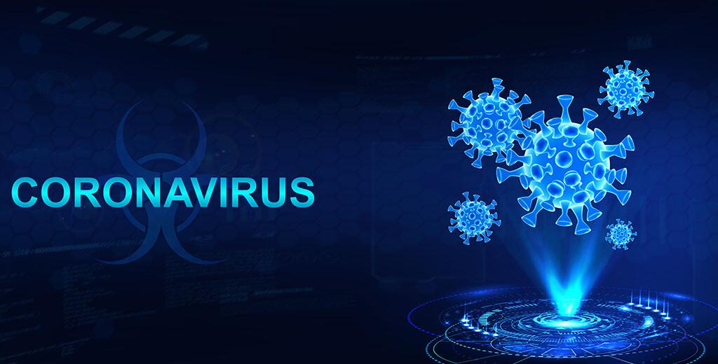 Das Coronavirus SARS-Cov-2 verursacht die Corona-Erkrankung Covid-19. © SergeyBitos / shutterstock.com