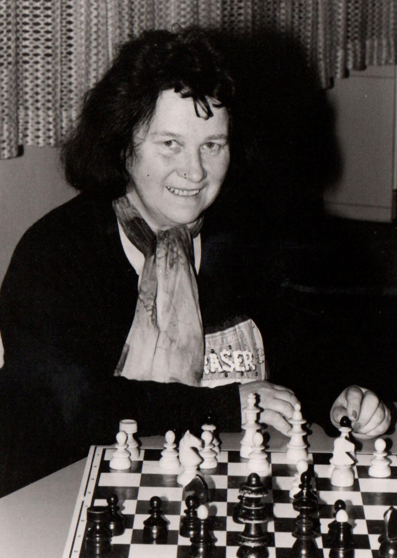 Schach war bis zuletzt die große Leidenschaft von Mag. Paulina Fauland.